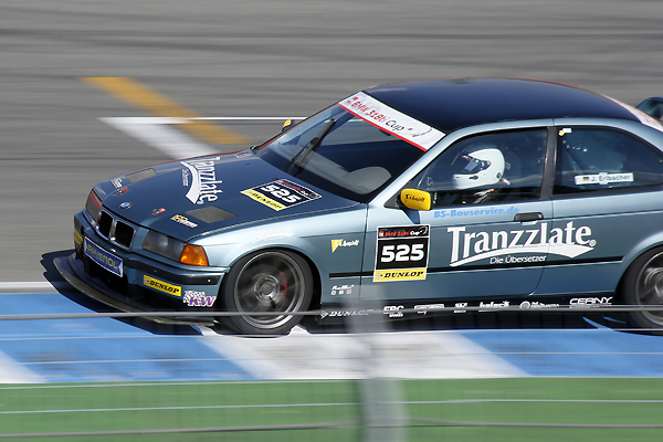 Jacob Erlbacher  - BMW318 ti Cup in Hockenheim - Racetalent Germany